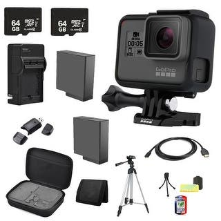 GoPro Hero 5 Black Bundle|https://ak1.ostkcdn.com/images/products/is/images/direct/ef569ac261b1d71753f05172935b878700e40f17/GoPro-Hero-5-Black-Bundle.jpg?impolicy=medium