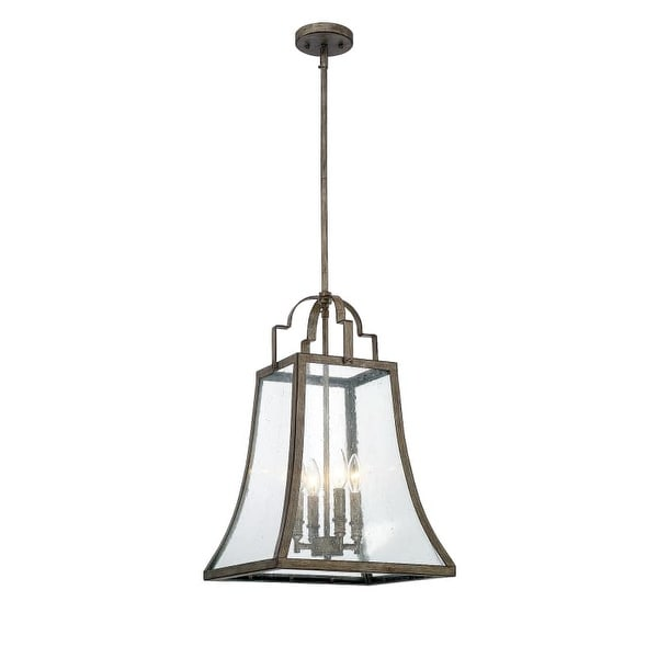 Savoy House 7-922-4 Belle 4 Light Pendant