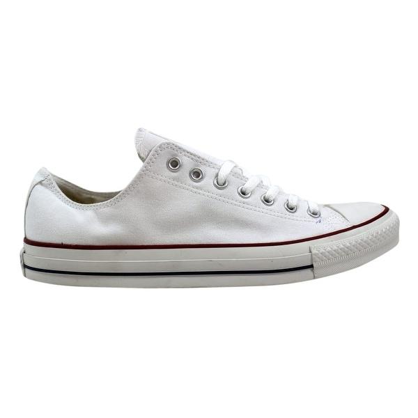 0023b2fe90e4 Shop Converse All Star OX Optic White Men s X7652 Size 13 Medium ...