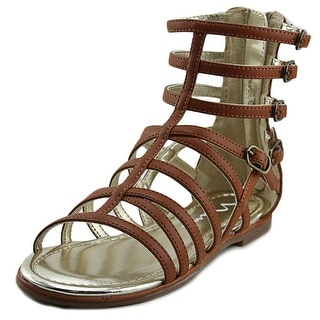 Nina Kids Octavia Open Toe Synthetic Gladiator Sandal