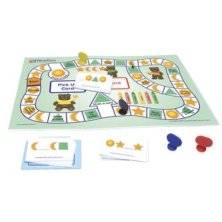 NewPath Patterns and Sorting Learning Center Game, Grades PreK to 1