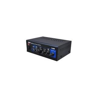 PYLE AUDIO PYLPTA2B Mini 2 x 40-Watt Stereo Power Amplifier