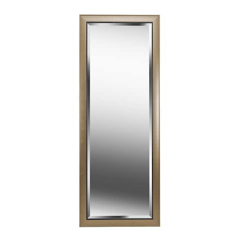 Valerie Beveled Mirror - 30x78 & 30x64