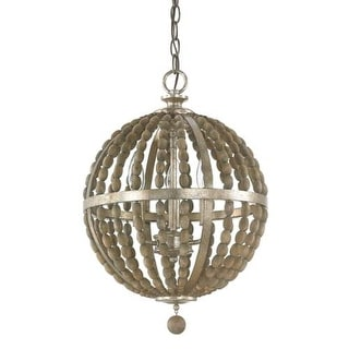 "Donny Osmond Home 4793 3 Light 13.5"" Wide Pendant from the Lowell Collection"
