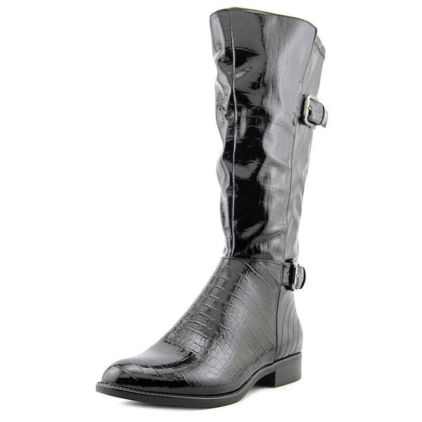 Life Stride Rockin Wide Calf Women Round Toe Synthetic Knee High Boot