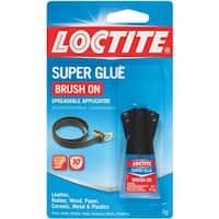 Henkel Corp 5Gm Brush On Super Glue 852882 Unit: EACH