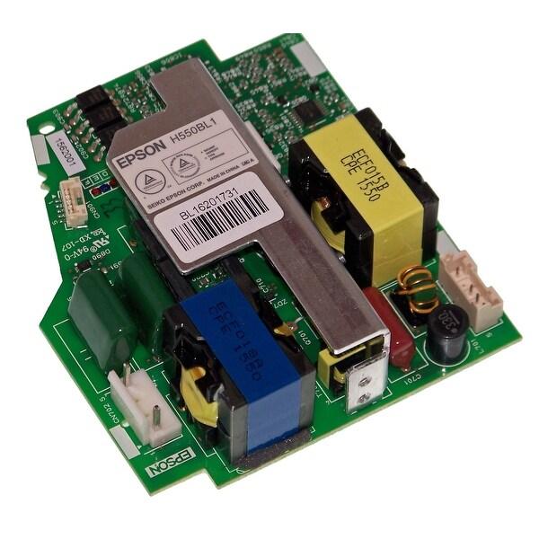 OEM Epson Ballast Unit Specifically For: EB-W3, EB-X03, EB-X17, EB-X18, EB-X20
