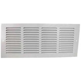 "Mintcraft 1RA1818 Air Return Grille, 18"" x 18"", White"