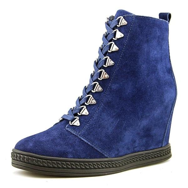 Fergie Jillian Women Navy Sneakers Shoes
