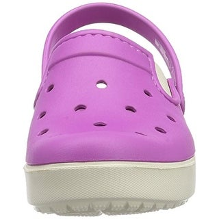 Crocs Mens Citilane Perforated Relaxed Fit Clogs