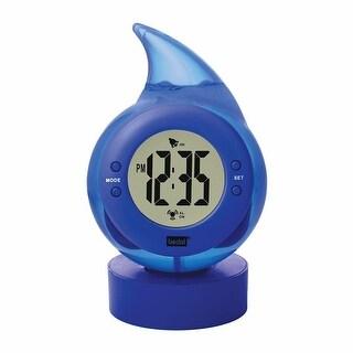 The Water Drop Powered Digital Alarm Clock - Alternative Energy