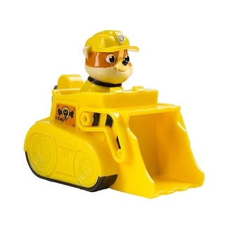 Paw Patrol Rescue Race Rubble Construction Vehicle - Multi