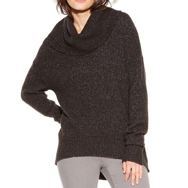 MICHAEL Michael Kors Womens Pullover Sweater Wool Blend Long Sleeve