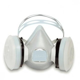 Honeywell RWS-54043 Disposable OV/R95 Paint Spray and Pesticide Respirator