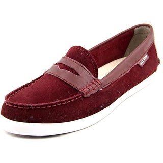 Cole Haan Pinch Weekender Round Toe Suede Loafer