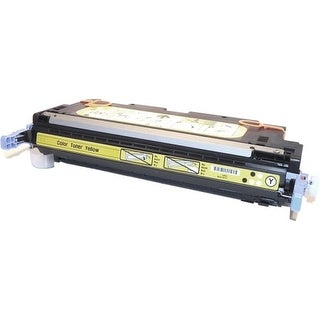 """""""eReplacements Q6472A-ER eReplacements Toner Cartridge - Replacement for HP (Q6472A) - Yellow - Laser - 4000 Page - 1 Pack"""""""