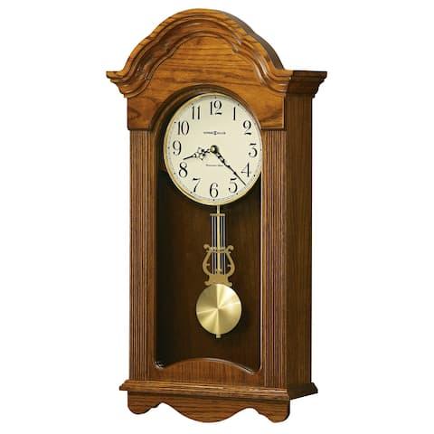 Howard Miller Jayla Oak Grandfather-style Wall Clock
