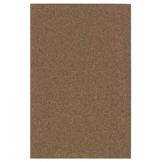 Quartet Frameless Modular Bulletin Board Tile, 11 x 17 Inches, Cork (48115)