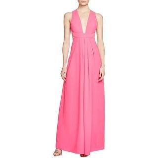 JILL Jill Stuart Womens Formal Dress Crepe Cut-Out