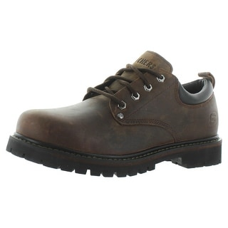 Skechers Tom Cats Men's Work Casual Oxford Shoes