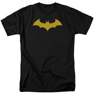Batman Hush Logo Mens Short Sleeve Shirt