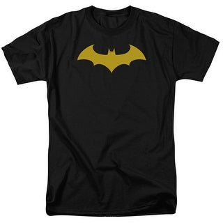 Batman Hush Logo Mens Short Sleeve Shirt