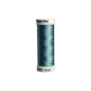942 1205 Sulky Rayon Thread 40wt 250yd Medium Jade