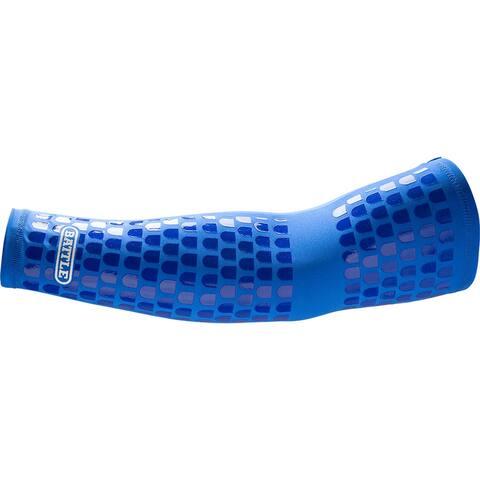Battle Sports Science Ultra-Stick Football Full Arm Sleeve - Blue