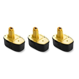 Replacement Battery for DeWALT DC9096 Battery Model (3 Pack)