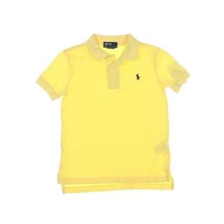 Polo Ralph Lauren Boys Pique Short Sleeves Polo Shirt - 4