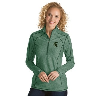 Michigan State University Ladies Tempo 1/4 Zip Pullover (3 options available)