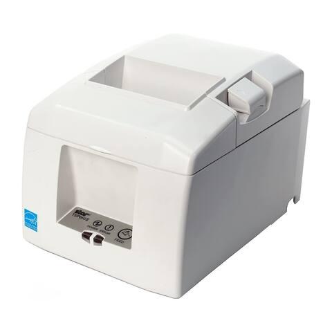 Star Micronics TSP654IIBi2 Bluetooth Thermal Receipt Printer (White) - White