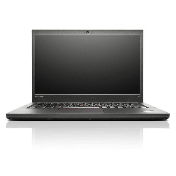 Lenovo ThinkPad T450S 14.0-in Refurb Laptop - Intel Core i5 5300U 5th Gen 2.30 GHz 8GB 256GB SSD Windows 10 Pro - Webcam. Opens flyout.