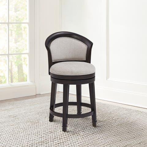 Hillsdale Furniture Monae Swivel Counter Height Stool