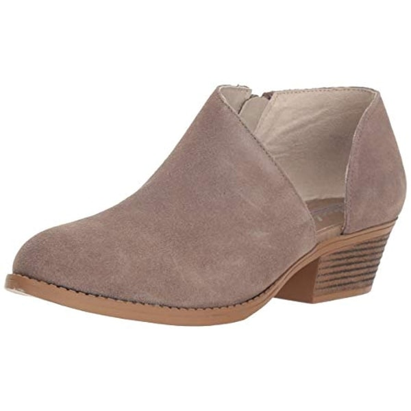 8d850b457bf3 Skechers Women  x27 s Lasso-Vacinity-Short Asymmetrical Bootie Ankle Boot