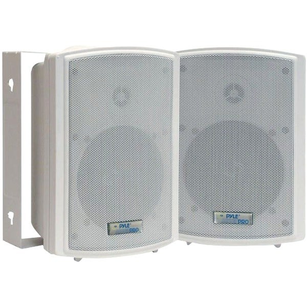 "PYLE PRO PDWR63 Indoor/Outdoor Waterproof On-Wall Speakers (6.5"")"