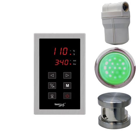 SteamSpa RYTPK Royal Touch Panel Control Kit