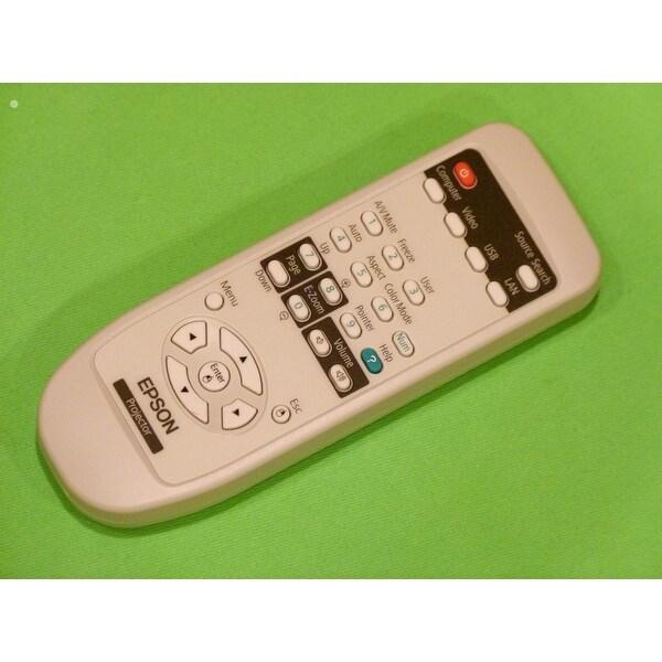 Epson Remote Control: BrightLink 450W, 450Wi, 455Wi, 455Wi+, 460