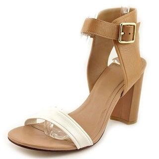 Cole Haan Barra High Sandal Women Open Toe Leather Sandals