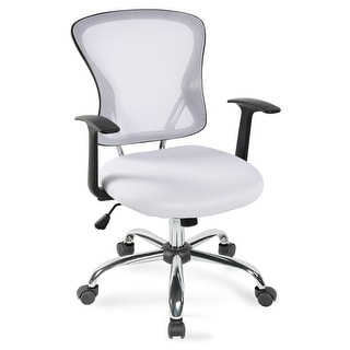 Belleze Mesh Office Computer Chair Back Support Swivel Lift w/ Arm