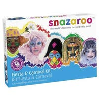 Snazaroo Face Painting Palette Kit - Rainbow Face Painting Kit