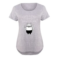 9cdc1975 Shop Ciao Bella - Ladies Plus Size Scoop Neck Tee - Free Shipping On ...