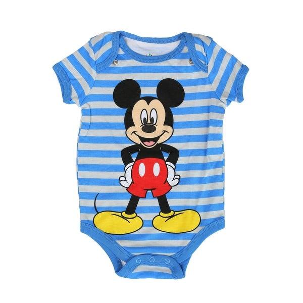 Mickey Bodysuit with Bib Set