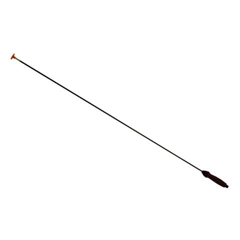 Tipton 509320r tipton 509320r deluxe 1pc cf cleaning rod 27-45 cal. 44