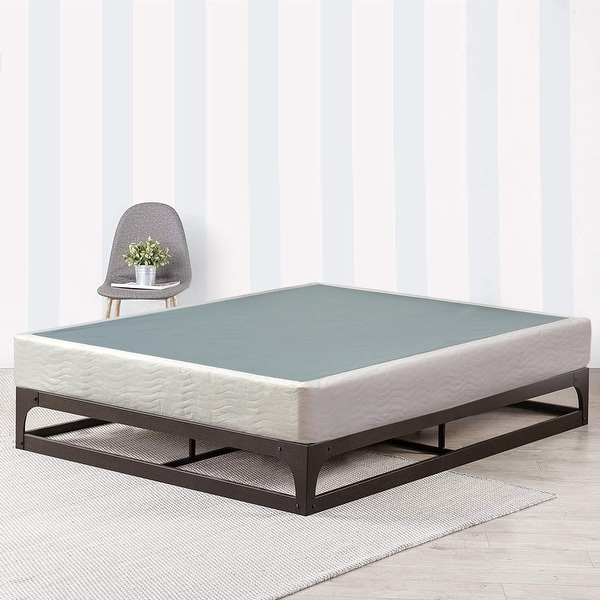 ONETAN, 8-Inch Wood Unassembled Traditional Box Spring / Foundation For Mattress.. Opens flyout.