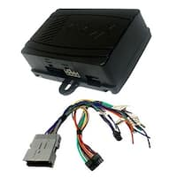 Crux Radio Replacement Interface with Chime for GM Class II BOSE Amplified and Non Amplified