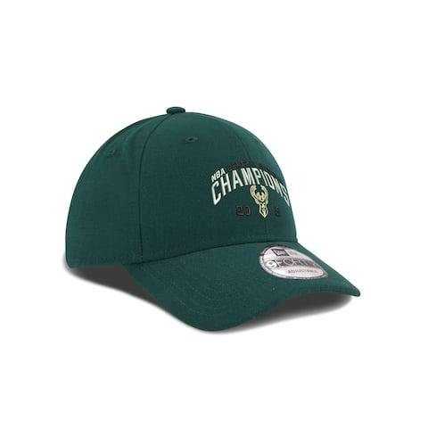Milwaukee Bucks 2019 Division Champions 9FORTY Adjustable Hat