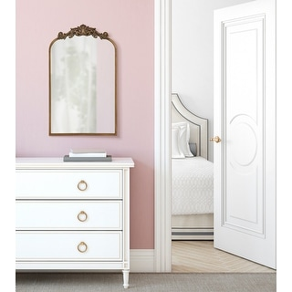Link to Kate and Laurel Arendahl Traditional Arch Mirror Similar Items in Decorative Accessories