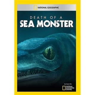 Death of a Sea Monster DVD