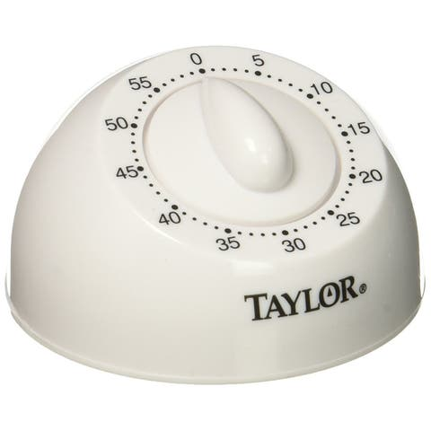 Taylor 5832 Long Ring Mechanical Timer, Small